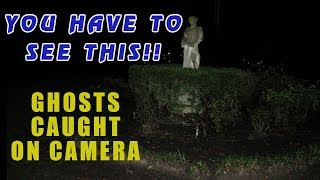 DON'T THINK GHOSTS ARE REAL?? WATCH THIS!!