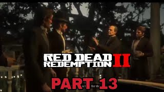 RED DEAD REDEMPTION 2 PART 14 LIVE STREAM IN URDU AND HINDI