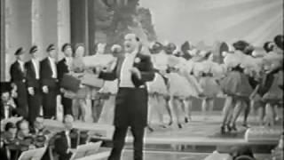 Robert Dorsay - Können sie schon fernsehen/Liebling, wir verreisen - Revue Filmszenen