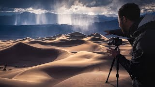 capturing death valley with nick page landscape photography and timelapse