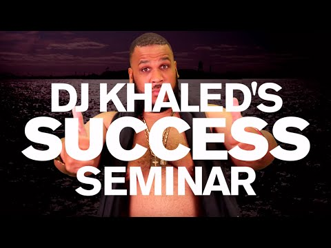 DJ Khaled's Motivational Seminar #ADDSketch