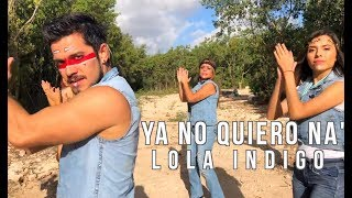 Ya No Quiero Na - Lola Indigo by Cesar James Zumba Cardio Extremo Cancun