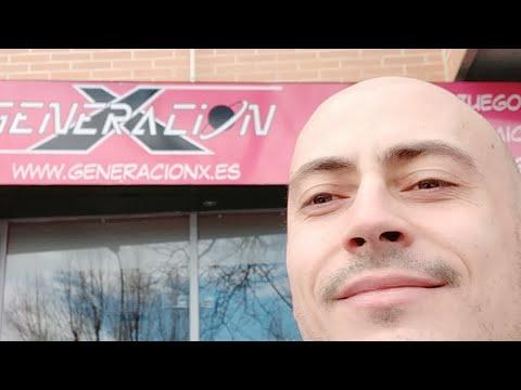 Presentación Theros En directo. Generación X Coslada