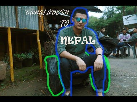 Bangladesh to Nepal travel vlog