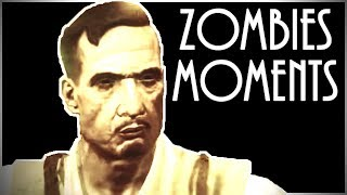 ZOMBIE PLAYER WHO BROKE HIS DESK... Zombies Moments #74  Call of Duty Black Ops 3 2 1 Gameplay