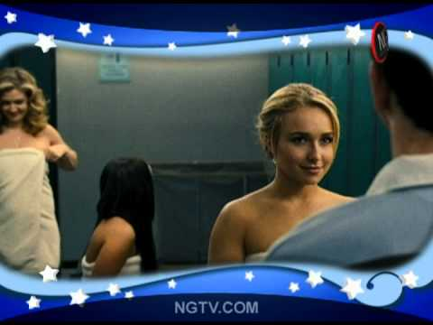 Hayden Panettiere Uncensored on I Love You Beth Cooper poster