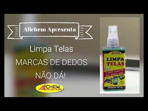 Marcas de dedo não dá! #LimpaTelas