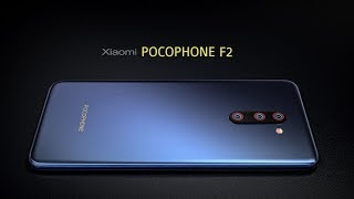 Xiaomi Pocophone F2 (2019) Trailer Concept Design Official introduction !