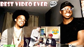 Lil Dicky ft Chris Brown -  Freaky Friday [ REACTION ]
