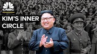 Meet Kim Jong Un's Inner Circle | CNBC