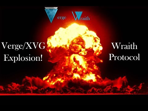 Verge Wraith Protocol Released! Flips The Crypto Market On Its Head!