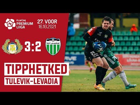 Tulevik Levadia Tallinn Goals And Highlights