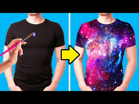 18 GREAT IDEAS TO UPSTYLE YOUR T-SHIRTS