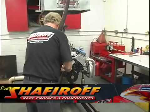 Take a Tour of SHAFIROFF RACING ENGINES part 2
