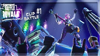 Fortnite Clip Battle #1 | Fortnite Battle Royal | Highlight