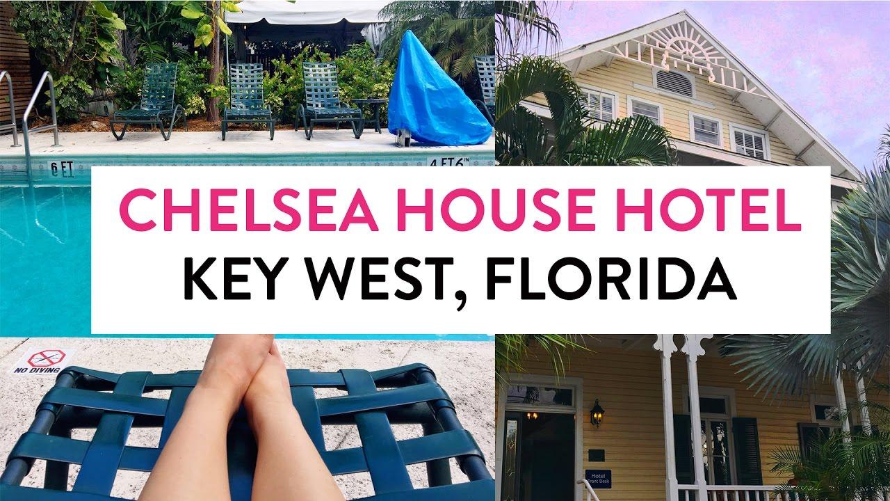 chelsea house hotel in key west florida room tour room. Black Bedroom Furniture Sets. Home Design Ideas