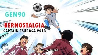 CAPTAIN TSUBASA 2018 ! Tutorial Download di samehadaku(dot)tv