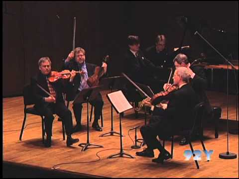 Peter Serkin & Orion String Quartet: Brahms, Piano Quintet