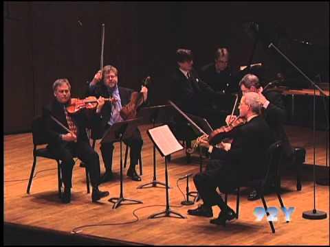 Peter Serkin & Orion String Quartet: Brahms, Piano Quintet
