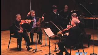 peter serkin orion string quartet brahms piano quintet
