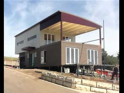 Modified container home / container shop / Office or accommodation prefabricated 10ft container hous