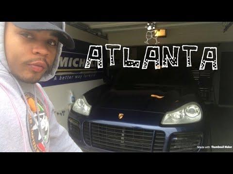 Finally Back In Atlanta | New Porsche Alert 🚨🔥