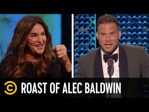 The Penthouse Blog - NSFW: Blake Griffin Takes On Caitlyn Jenner At The Roast of Alec Baldwin