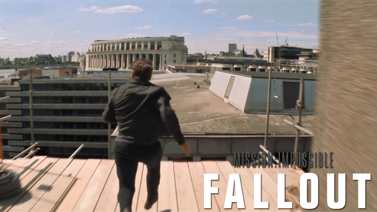 Download Mission Impossible Fallout HD - Rooftop Chase