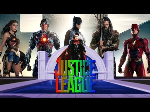Justice League - SuperFriends Intro Theme
