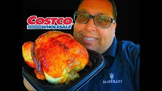 Costco's Famous $4.99 Rotisserie Chicken REVIEW!