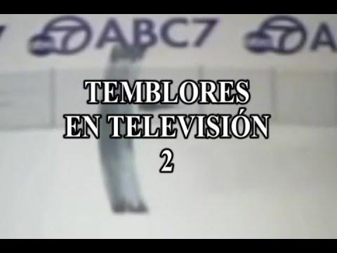 TEMBLORES EN TELEVISION 2