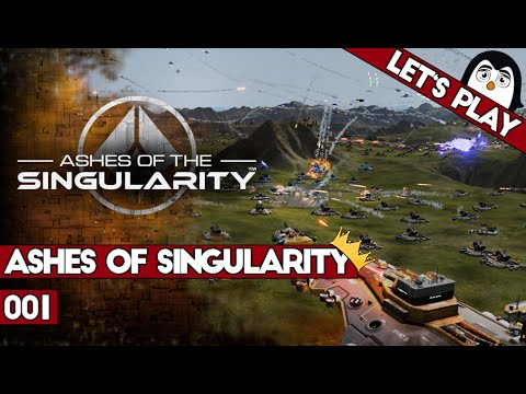 Ashes of the Singularity Deutsch #001 - Supreme Commander 3? [Let's Play Gameplay German]