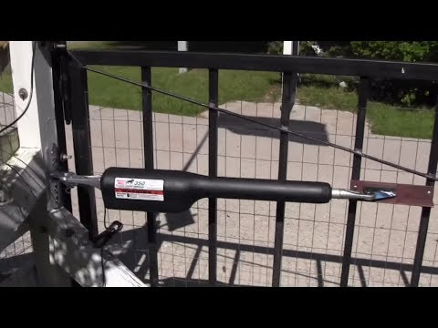 how to install mighty mule gate opener how to install mighty mule gate opener