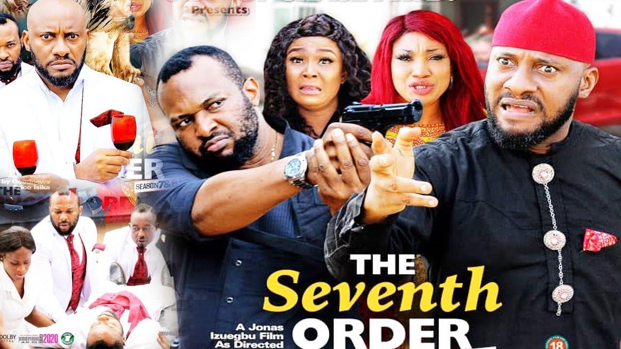 Download THE SEVENTH ORDER SEASON 10 {NEW MOVIE} - Yul Edochie|2020 Latest Nigerian Nollywood Movie