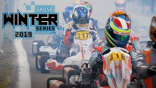SKUSA Karting Race - Homestead Florida