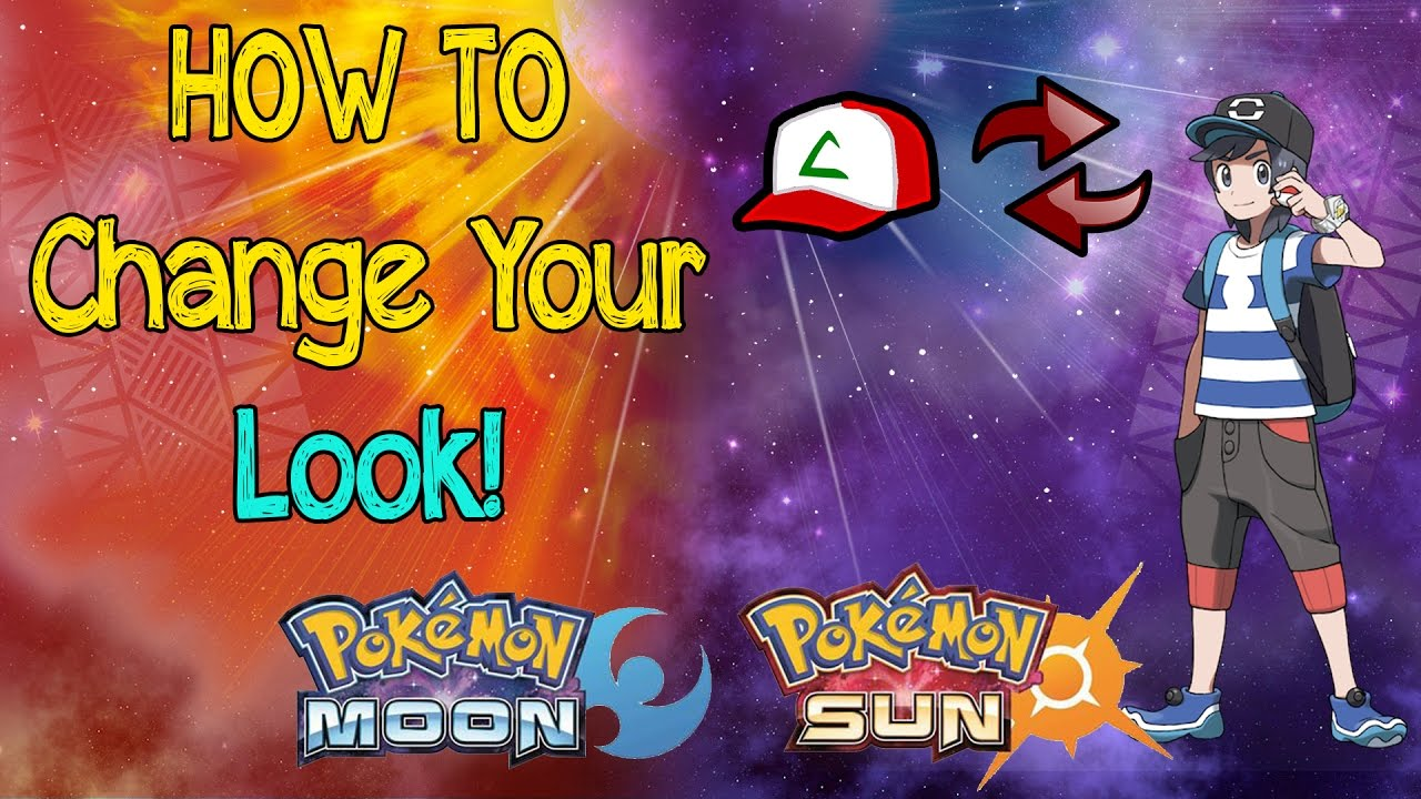 How to change character lookappearance pokemon sun moon youtube biocorpaavc Images