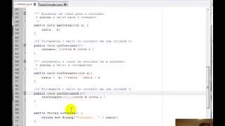 Java-Classe Contador Completa - Java2