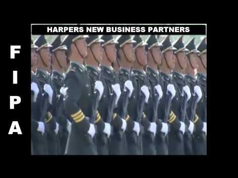 Stephen Harper's New Business Partners