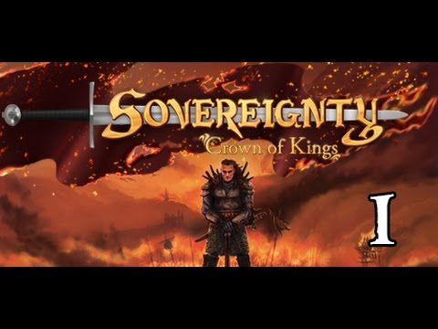 Sovereignty: Crown of Kings- The Undead Part 1 (Learning the Basics)
