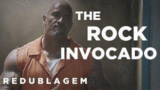 The Rock Invocado (Paródia Redublagem)