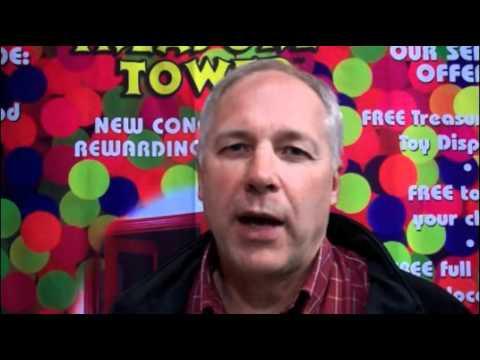 Treasure Tower World  Toys Benefits - Educational - Mike Venable