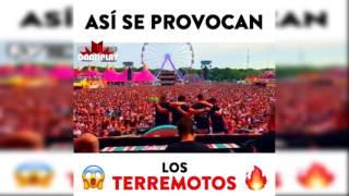 DJ CONTROLANDO AL PUBLICO | ASÍ SE PROVOCAN LOS TERREMOTOS!! 😱🙌🔥 |