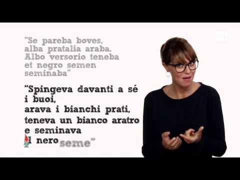BIGnomi - Origini della lingua italiana (Paola Cortellesi)