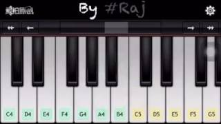 Iphone's latest ringtone notes and tutorial on piano check it out.. if u like the video pls share subscribe to my channel for more stuff yo guys subscrib...