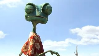 Rango | OFFICIAL trailer #2 US (2011)