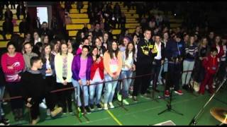 Esma Sefer humanitarni koncert Konjic