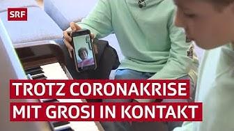 Physical Distancing statt Social Distancing: Während Coronakrise trotz Distanz verbunden | SRF News