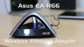 Video Asus EA N66 Wireless Ethernet Adapter Review download MP3, 3GP, MP4, WEBM, AVI, FLV Agustus 2018