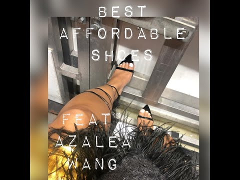 BEST AFFORDABLE SHOES!!!  COLLECTIVE (TRY-ON) HAUL, SHOP AKIRA FEAT: AZALEA  WANG