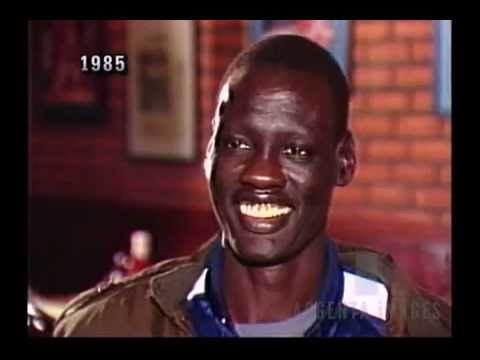 1985 Manute Bol interview on his options growing up